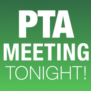 PTA Meeting @ Room 703